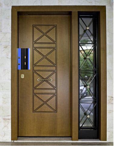 Πόρτα Πολυκατοικίας