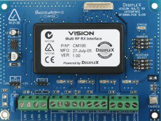Πλακέτα διασύνδεσης 3 δεκτών RF  CYCM-195